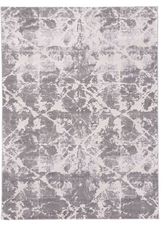 Alfombra Marble Gris